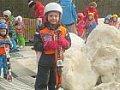 Hravé lyžování Monínec 15.2.2016