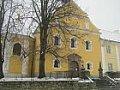 Výstava opevnění - klášter Votice 5.2.2018